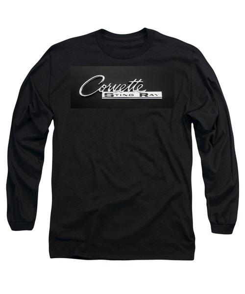 Corvette Sting Ray  Long Sleeve T-Shirt