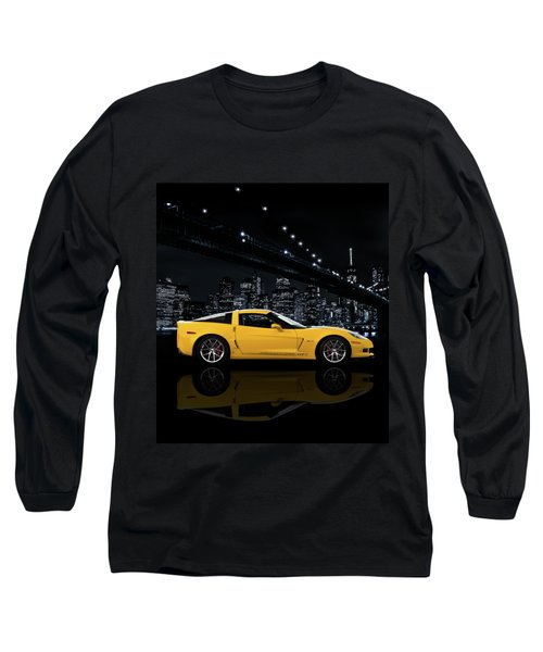 Corvette Z06 Gt1 Long Sleeve T-Shirt
