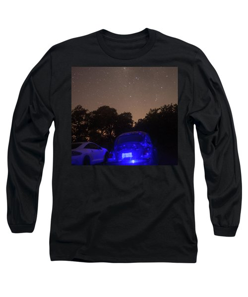Cosmic Beetle 7 Long Sleeve T-Shirt