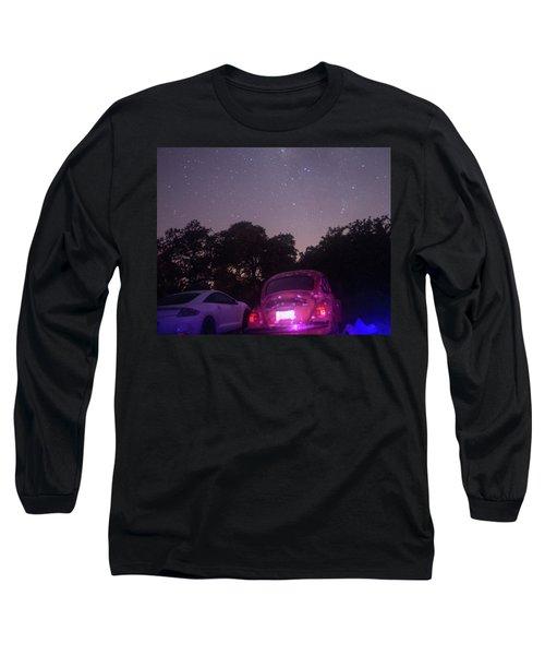 Cosmic Beetle 8 Long Sleeve T-Shirt