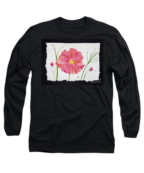 More Cosmos Long Sleeve T-Shirt