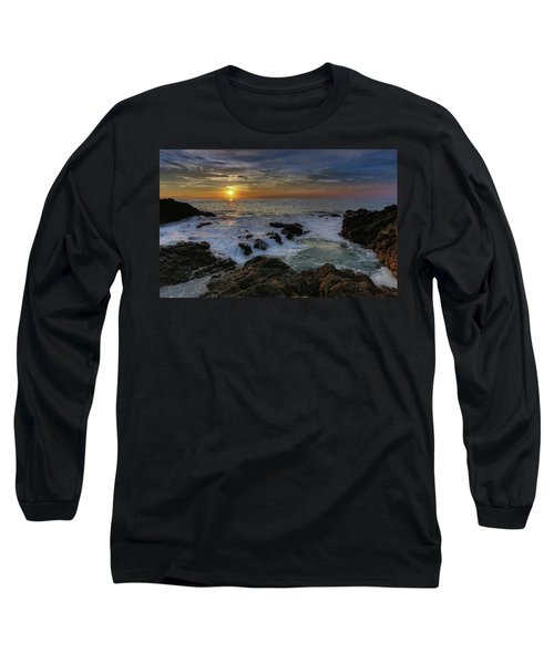 Costa Rica Sunrie Long Sleeve T-Shirt
