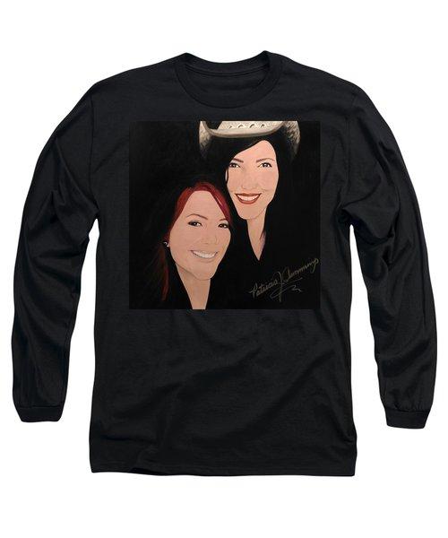 Cougrzz Rock Duo Long Sleeve T-Shirt