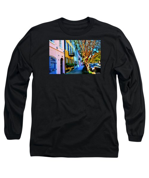 Count Your Rainbows Long Sleeve T-Shirt