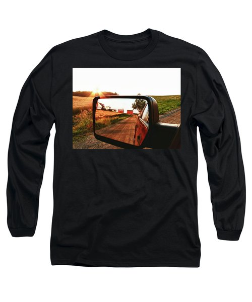 Country Boys Long Sleeve T-Shirt by Pat Cook