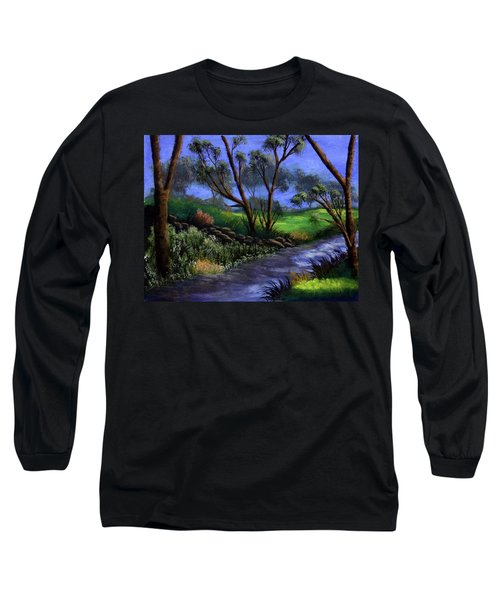 Country Club View Long Sleeve T-Shirt