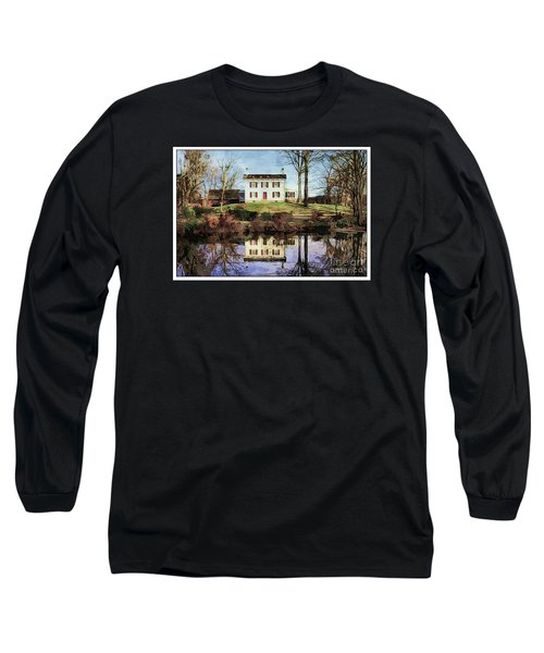 Country Living Long Sleeve T-Shirt by Marcia Lee Jones