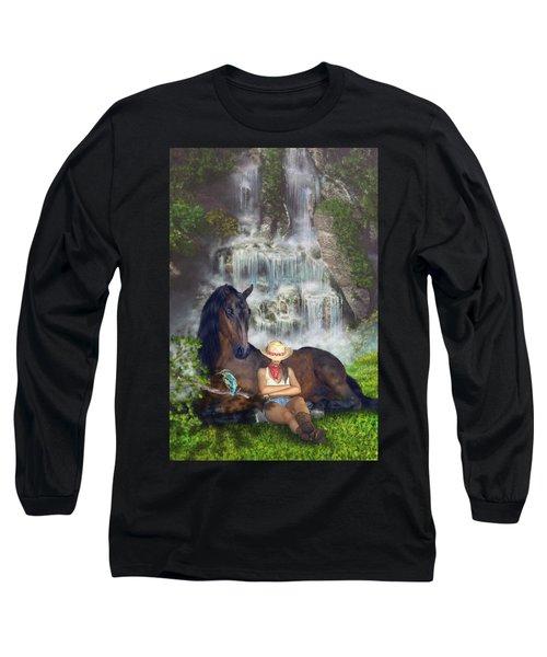 Country Memories 1 Long Sleeve T-Shirt