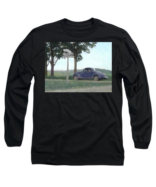 Coupe In The Countryside Long Sleeve T-Shirt
