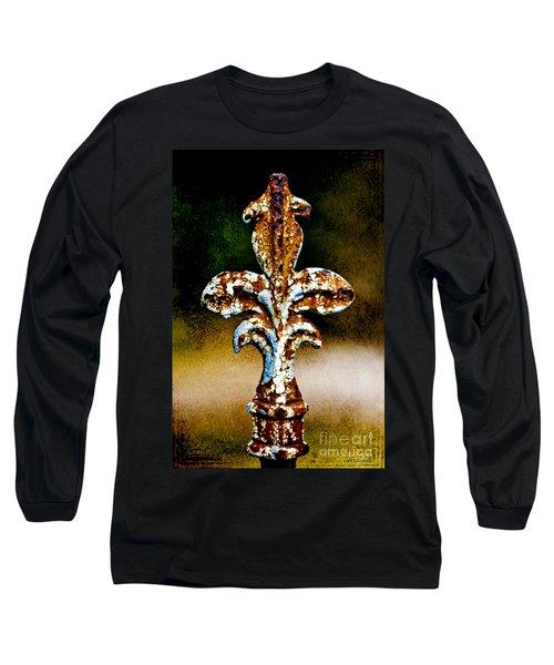 Court Jester Long Sleeve T-Shirt by Scott Pellegrin