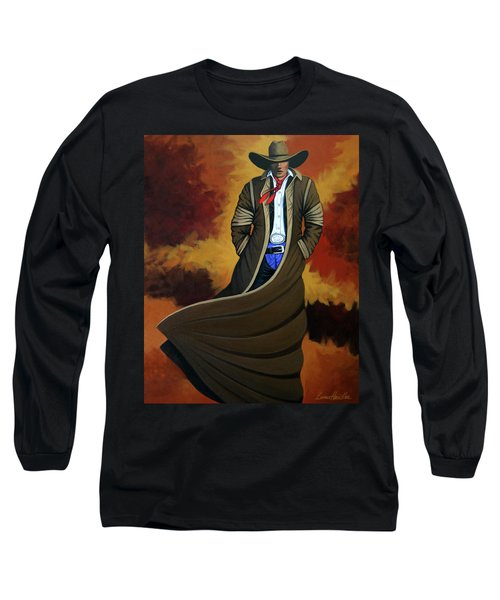 Cowboy Dust Long Sleeve T-Shirt