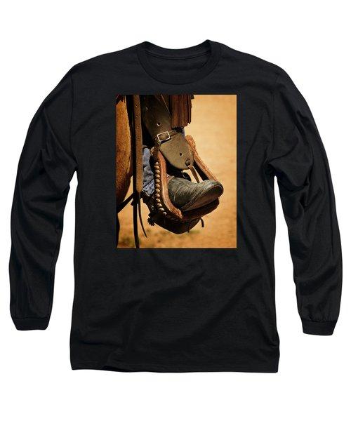 Cowboy Up Long Sleeve T-Shirt