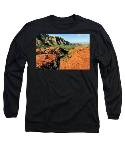 Cowpie 07-114 Long Sleeve T-Shirt by Scott McAllister
