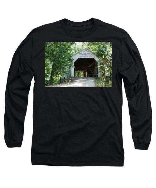 Cox Ford Bridge Long Sleeve T-Shirt