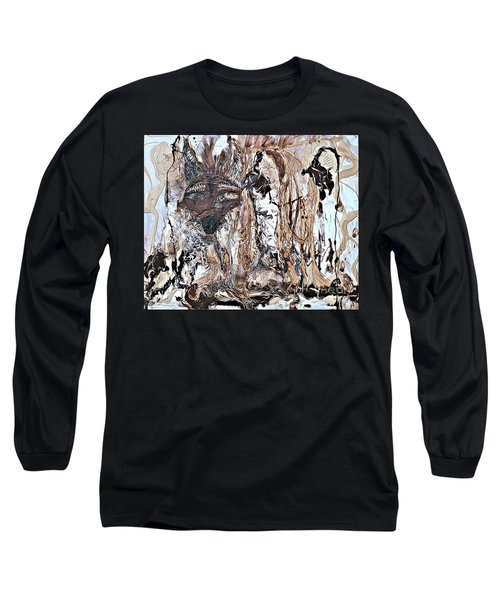 Coyote The Trickster Long Sleeve T-Shirt