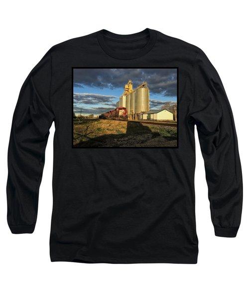 Cp Train Long Sleeve T-Shirt