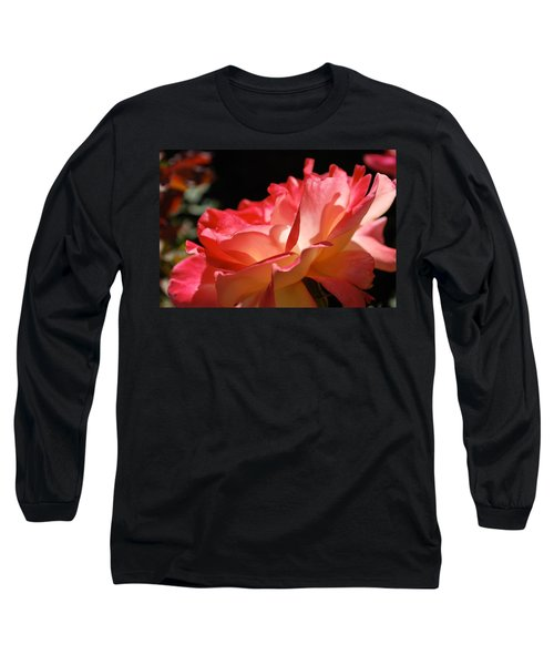 Cracklin' Rose Long Sleeve T-Shirt
