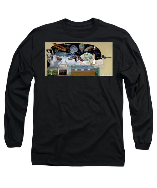 Cradle Of Aviation Museum Long Sleeve T-Shirt