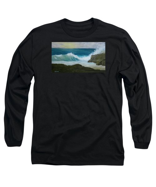 Crashing Wave 3 Long Sleeve T-Shirt