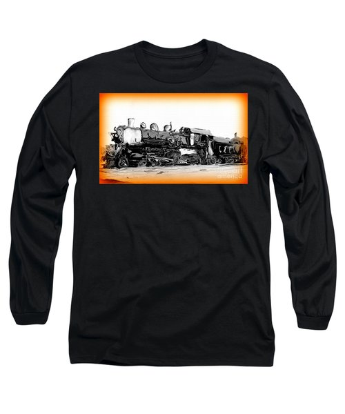 Crazy Train 2 Long Sleeve T-Shirt
