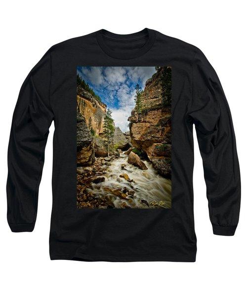 Crazy Woman Canyon Long Sleeve T-Shirt