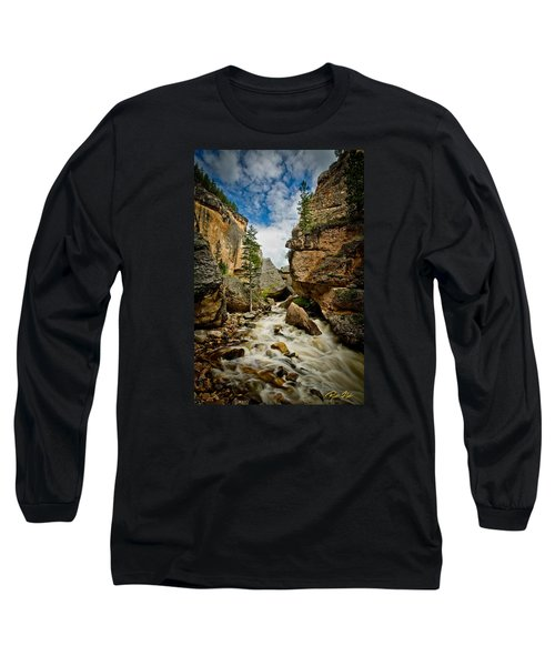 Crazy Woman Canyon Long Sleeve T-Shirt