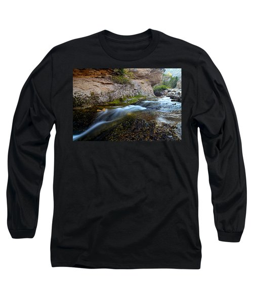 Crazy Woman Creek Long Sleeve T-Shirt
