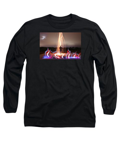 Create Your Dreams Long Sleeve T-Shirt by Andrew Nourse