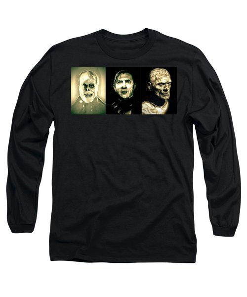 Creature Feature Long Sleeve T-Shirt