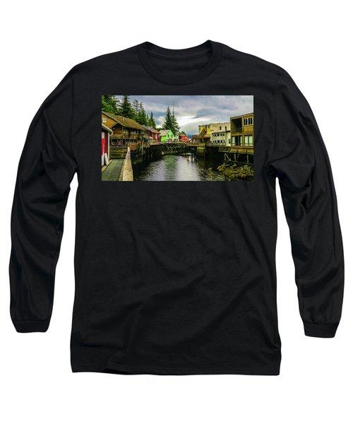 Creek Street 1 Long Sleeve T-Shirt