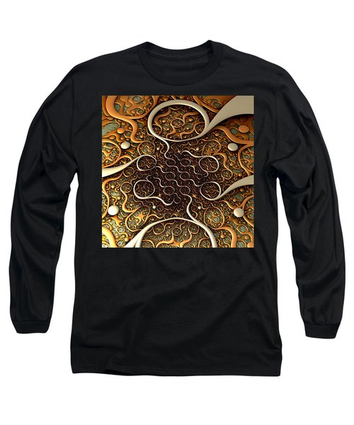 Creepy Crawlers Long Sleeve T-Shirt