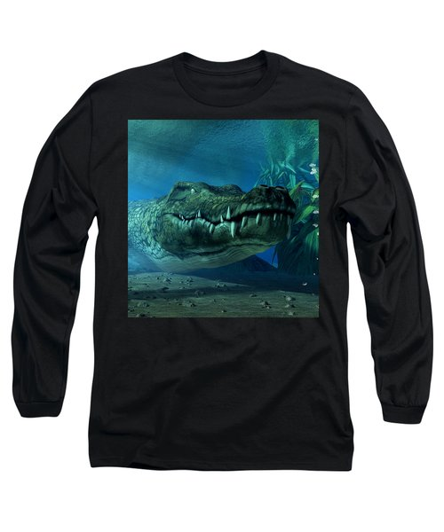 Crocodile Long Sleeve T-Shirt