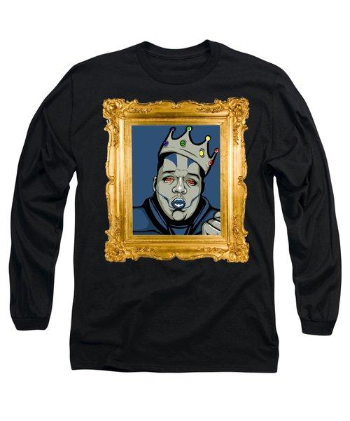 Crooklyn's Finest Long Sleeve T-Shirt by Cg