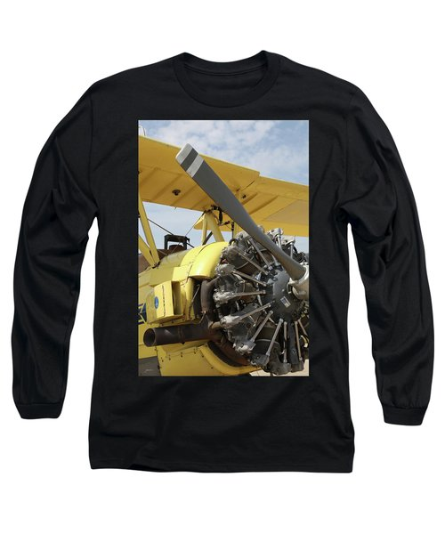 Crop Duster Long Sleeve T-Shirt