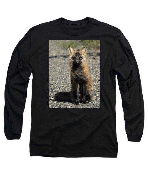 Cross-fox Wonder Long Sleeve T-Shirt