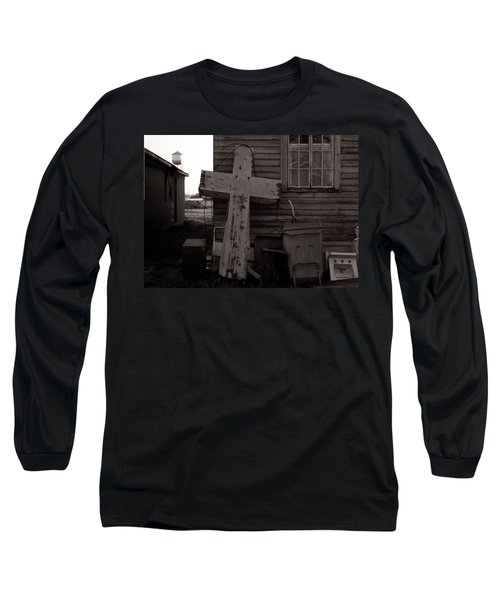Cross Tallulah Louisiana Long Sleeve T-Shirt
