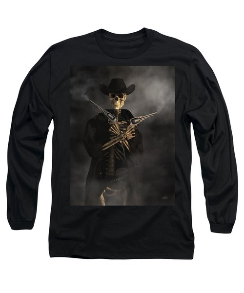 Crossbones Long Sleeve T-Shirt