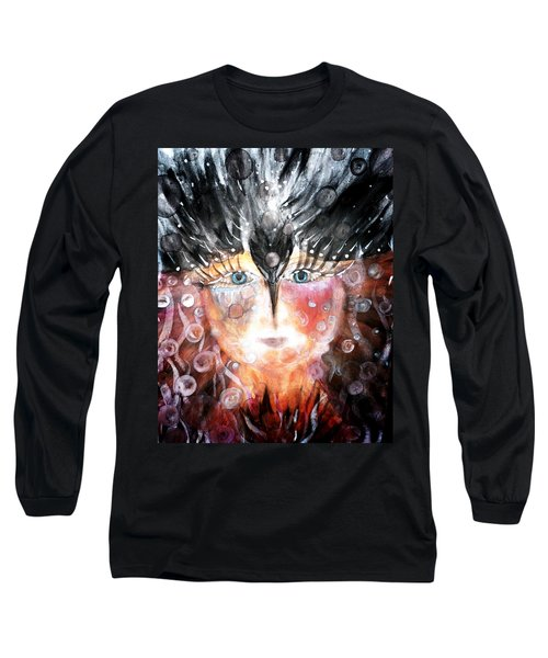 Crow Child Long Sleeve T-Shirt