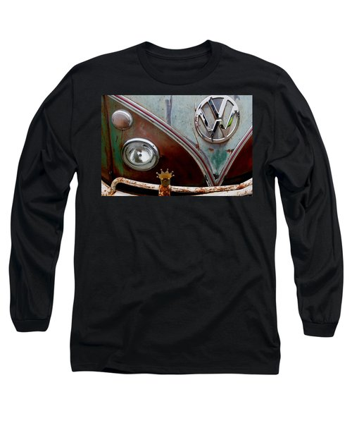 Crowned - Vw Long Sleeve T-Shirt