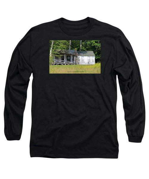 Crumbling Long Sleeve T-Shirt