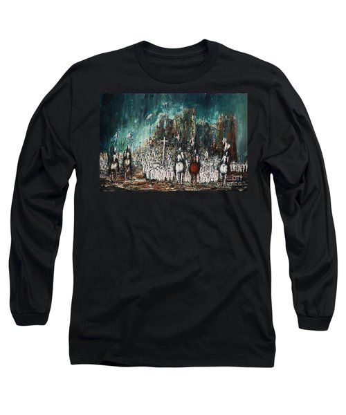 Marching Out Long Sleeve T-Shirt