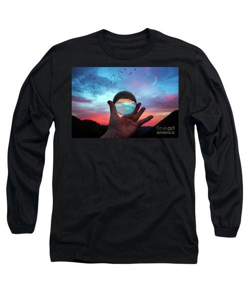 Crystal Ball Long Sleeve T-Shirt