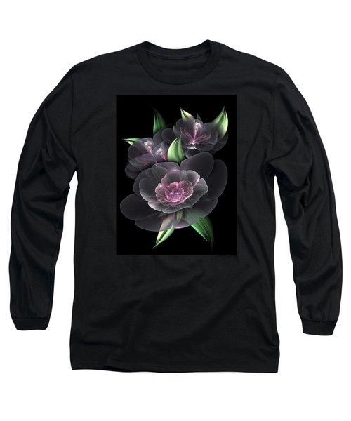 Crystal Bouquet Long Sleeve T-Shirt
