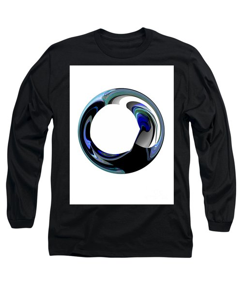Crystal Alliance Long Sleeve T-Shirt by Thibault Toussaint
