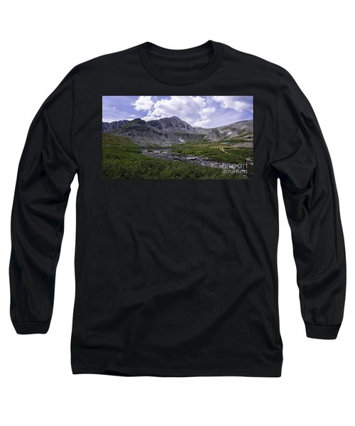 Crystal Peak 13852 Ft Long Sleeve T-Shirt