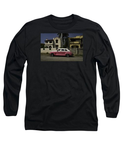 Cuba Car 9 Long Sleeve T-Shirt