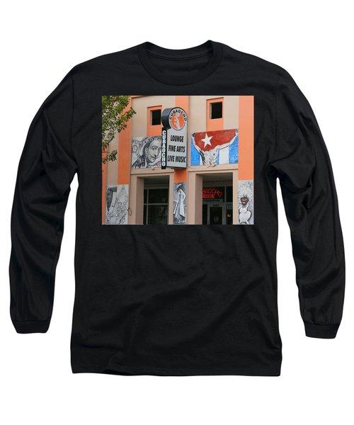 Cubacho Lounge Long Sleeve T-Shirt