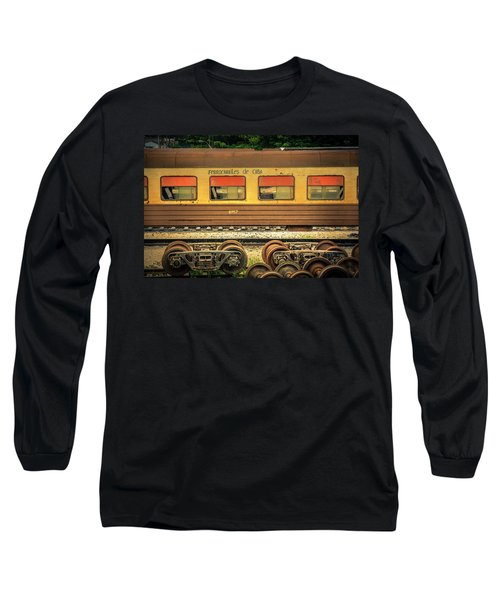 Cuban Train Long Sleeve T-Shirt