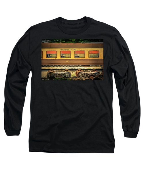 Cuban Train Long Sleeve T-Shirt