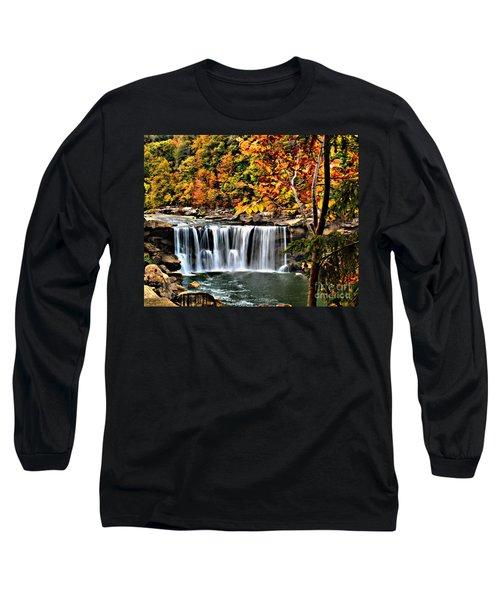 Cumberland Falls Long Sleeve T-Shirt